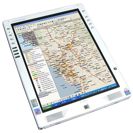 Pen Computing Magazine: Electrovaya SC3100 Tablet PC review