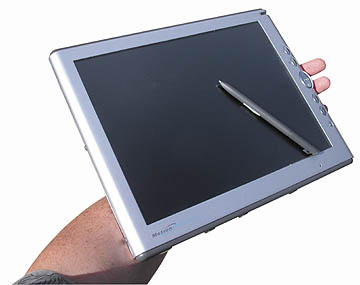 Pen Computing Magazine The Motion Computing M1200 Tablet Pc