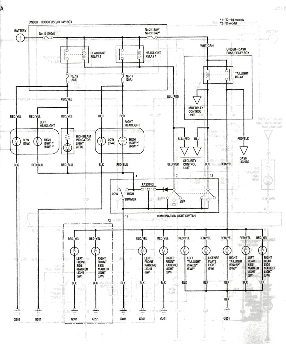 2002 acura rsx ac diagram  2002  free engine image for